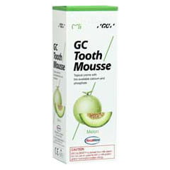 GC Tooth Mousse bez fluoru o smaku Melonowym 35 ml