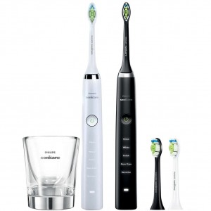 Philips Sonicare DiamondClean White & Black Edition HX9334/41